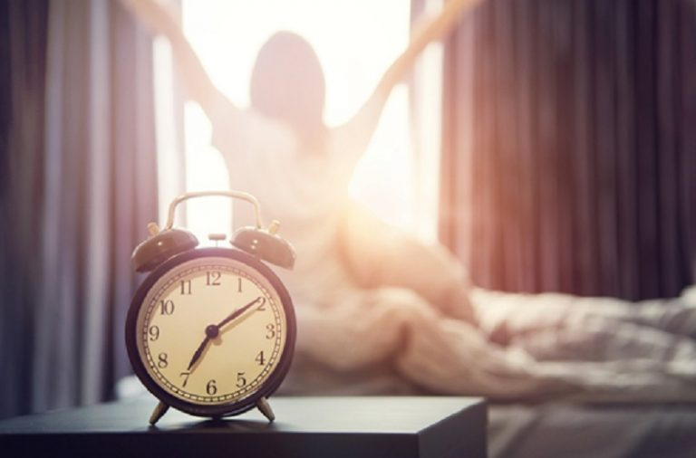 Waking up early key to a happier life